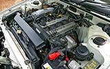 Toyota Corolla Trueno 16v Engine