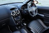 Corsa VXR Nurburgring Edition Interior