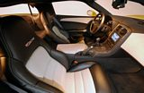 C6 Corvette Z06 Interior