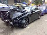 Crashed Skyline GTR