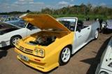 Convertible Opel Manta