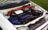 Daihatsu Charade GTTi Engine