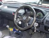 Daihatsu Charade GTTi Interior