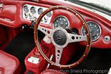 Daimler SP250 Interior