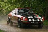 Datsun 240z Winner of 19th Safari Rally