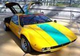 De Tomaso Mangusta Gruppe 4 GT