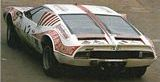 De Tomaso Mangusta Race Car