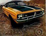 Dodge Demon 340 Advertisement