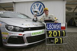 Double podium secures the Scirocco R-Cup title for Lisowski