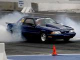 Drag Racing Mustang