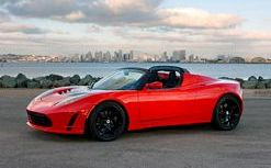 Ecovelocity Tesla Roadster