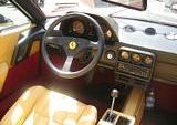 Ferrari 328 GTB Interior