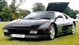 Ferrari 348 Black