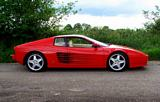 Ferrari 512 TR Side