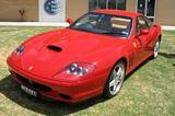 Ferrari 575M Maranello Front