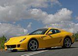 Ferrari 599 GTB Fiorino Handling GTE