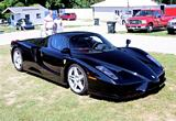 Black Ferrari Enzo