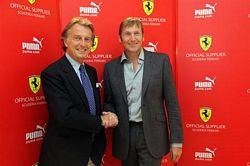 Ferrari and PUMA