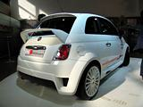 Fiat 500 MS Design Rear