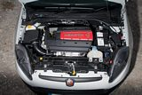 Fiat Punto Evo Abarth Engine Bay