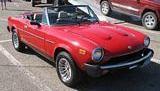 1974 Fiat 124 Spider