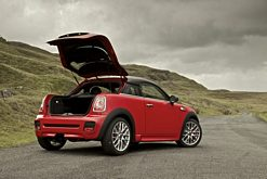 First two-seater sports car from MINI