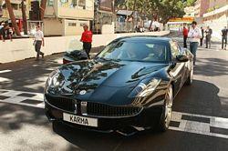 Fisker Karma Monaco Grand Prix