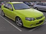 Ford Falcon BA XR6 Turbo