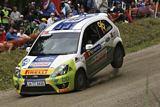 Ford Fiesta ST Rally Car