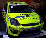 Ford Fiesta ST Cup Car