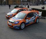 Ford Fiesta ST Rally Cross