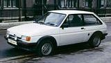 1984 Ford Fiesta XR2