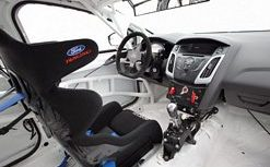 Ford Focus ST-R Frankfurt Motor Show 2011