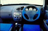 Ford Puma Racing Interior