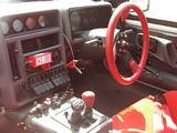 RS200 Interior