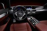 Lexus GS F Sport Interior