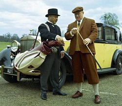 Goldfinger Phantom lll Rolls Royce