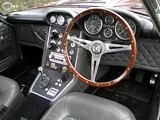 Gordon Keeble Interior
