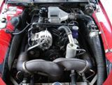 Griffith 5 Litre Engine