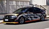 Holden Commodore VE SS Police Car