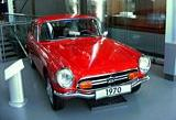 1970 Honda S800