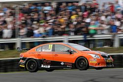 Independent Toyota driver Frank Wrathall