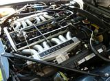 Jaguar 5.3 V12 Engine