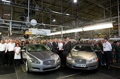 Jaguar XF Car of the Decade