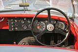 Jaguar XK120 Interior