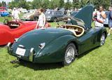 Jaguar XK120 OTS