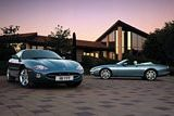 Jaguar XK8 Coupe and Convertible