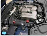 Jaguar XKR Engine