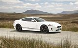 Jaguar XKR with Speed Pack and Black Pack