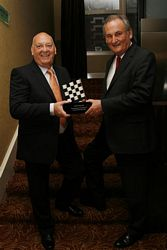 2011 Jim Clark Award for Richard Noble OBE